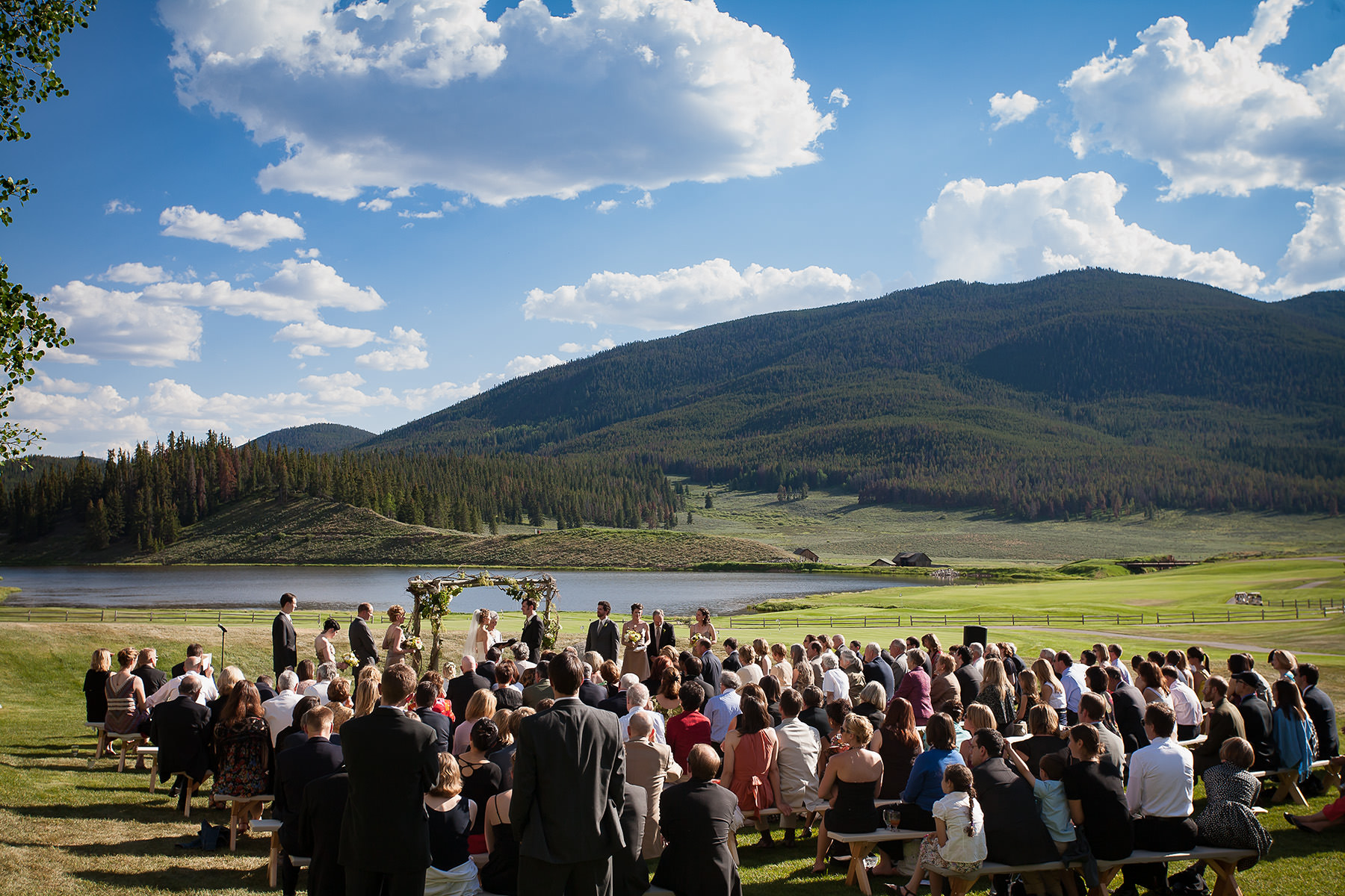 Keystone resort weddings