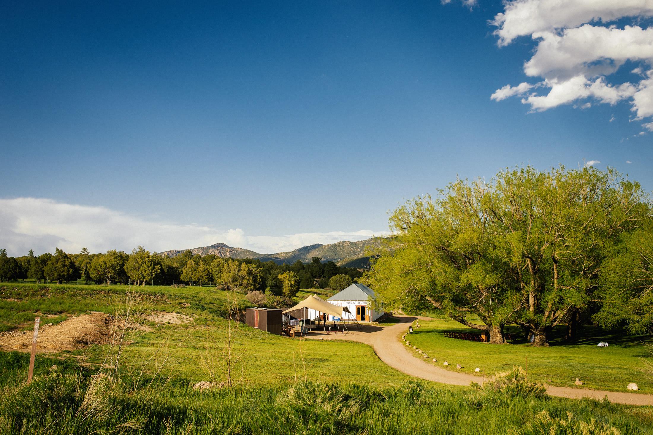Willow Vale Events location in Hillside, Colorado